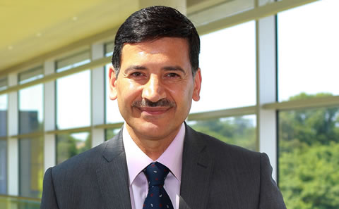 Professor Bashir Al-Hashimi FREng FIEEE